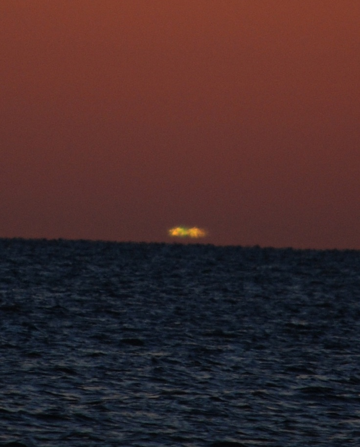 Green Flash!: Green Flash, Pictures