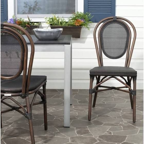 modern outdoor dining chairs