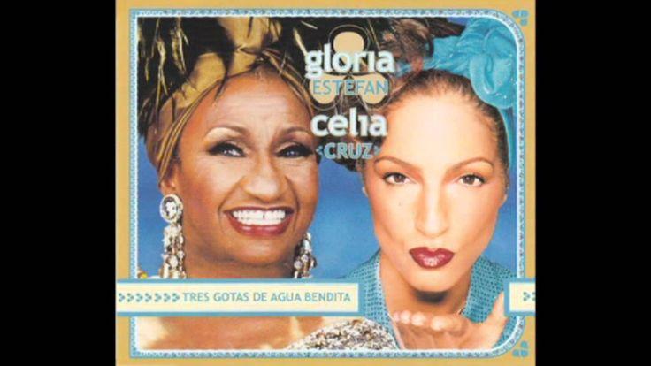 Gloria Estefan & Celia Cruz - Tres Gotas de Agua Bendita (Album Version)