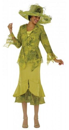 Nubiano Ladies Church Suit - Fall 2013 : N95093