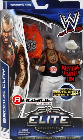 Brodus Clay - WWE Elite 25 | Ringside Collectibles