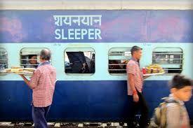 Hindi News India,Agra News,Agra Samachar: रेल मंत्रालय ने ई-आधार कार्ड को प्रमाण के रूप में ...