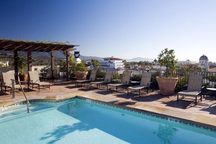 The Canary Hotel in Santa Barbara, California