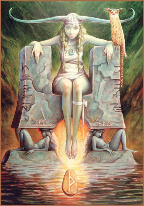 Hel is one of the most misunderstood and misinterpreted Goddess aspects  in history. She has been greatly perverted through the years by ...