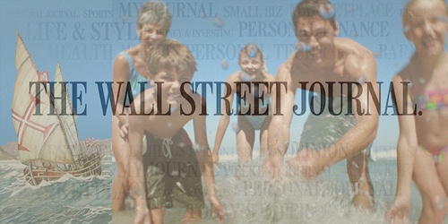 Wall Street Journal recommends Portugal