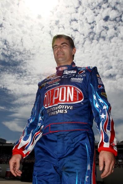 Jeff Gordon Photo - NASCAR Charlotte Preview  - Day 1