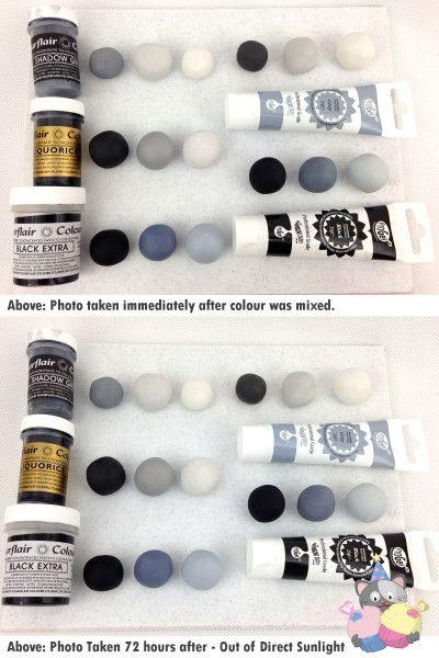 14 best icing gels images on Pinterest | Color charts, Colour ...