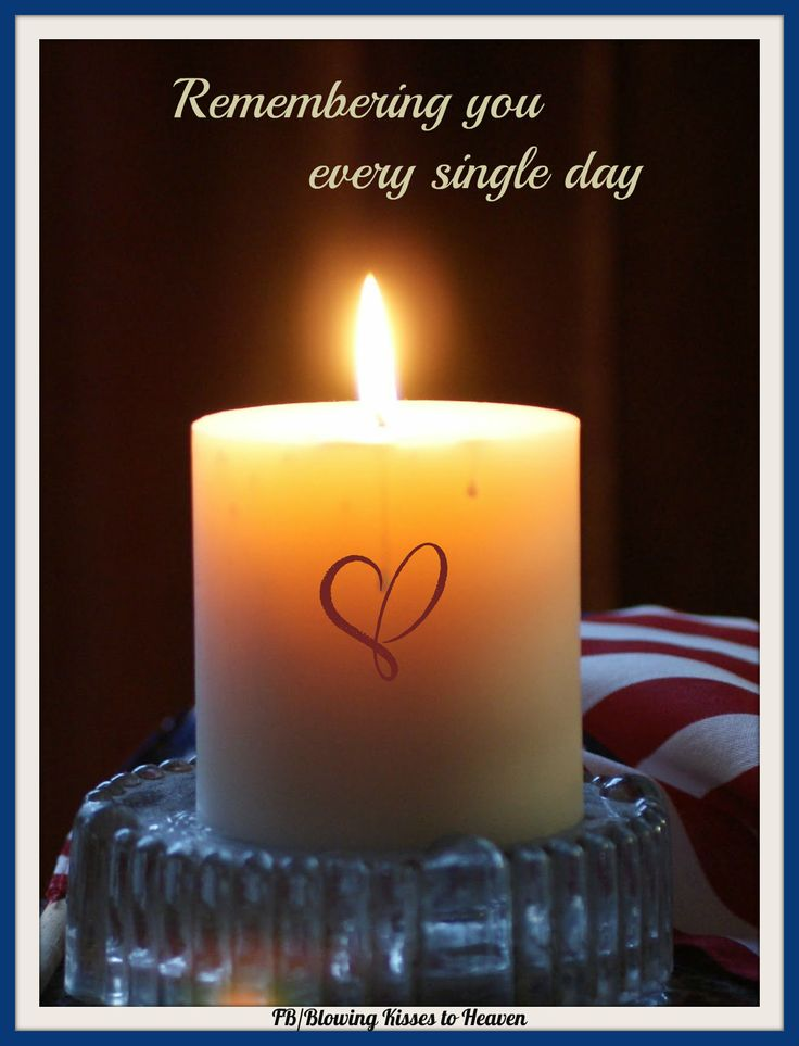 78 Images About Memory Candles On Pinterest To Heaven