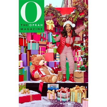 O Magazine Subscription : Only $5 (reg. $24)  http://www.mybargainbuddy.com/o-oprah-magazine-subscription-lowest-price