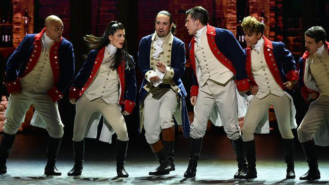 'Hamilton' Tickets at Broward Center for Performing Arts On Sale
