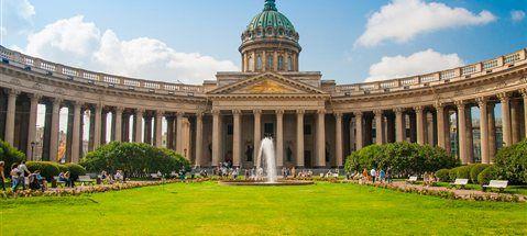 Αγία Πετρούπολη, Ρωσία - Petrodvorets, οι Βερσαλλίες του Πέτρου του Μέγα
