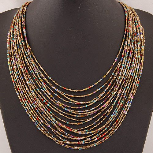 Albania Bead Necklace