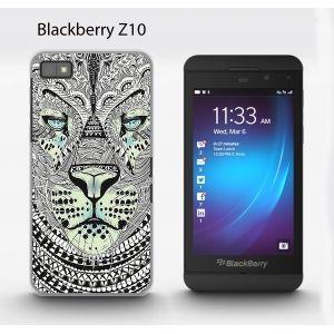 Coque blackberry z10 Azteque Tigre - Achat coque rigide 13,95€. #Coque #Z10 #Azteque