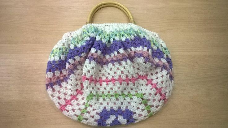 Summer handbag - sweet Birthday Gift to my dear friend | Flickr - Photo Sharing!