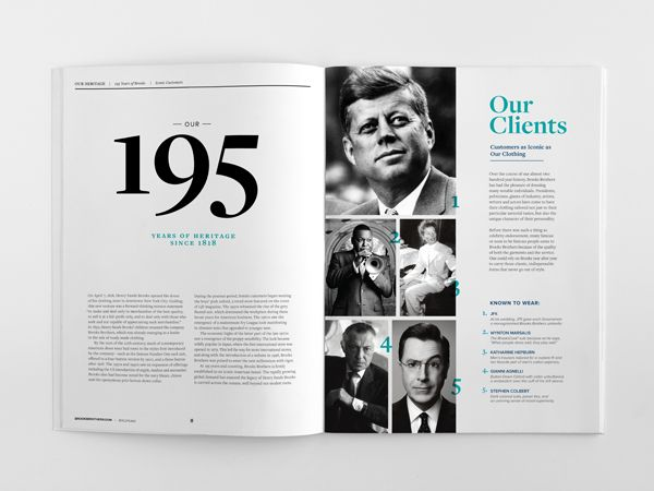 1818 Magazine on Behance