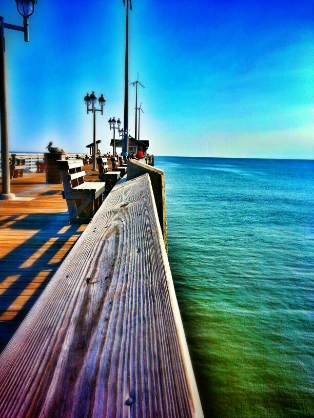25 best images about fishing piers on the outer banks on for Jennette s fishing pier
