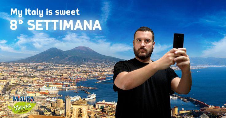 Dove è stata scattata questa sweet cartolina? Rispondete al #quiz settimanale per aver 1 chance in più di vincere.  http://www.misurastevia.it/page/my-italy-is-sweet