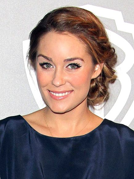 Lauren Conrad updo | Beauty Ideas | Pinterest