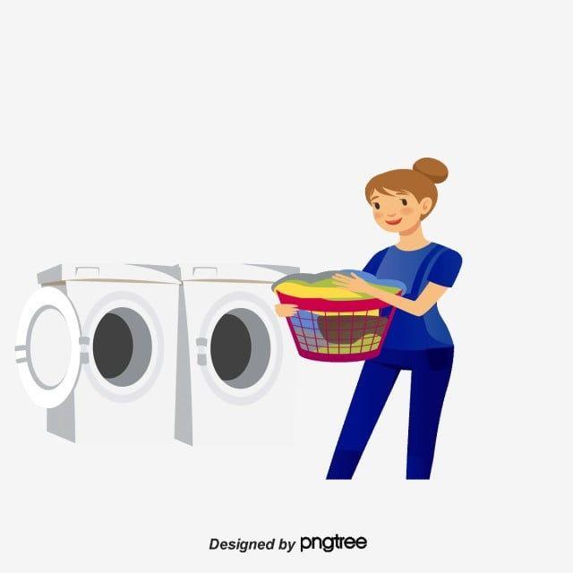 Beauty Laundry Washing Machine Laundry Vector Beauty Vector Clothes Washing Machine Washing Clothes Laundry Washing Machine