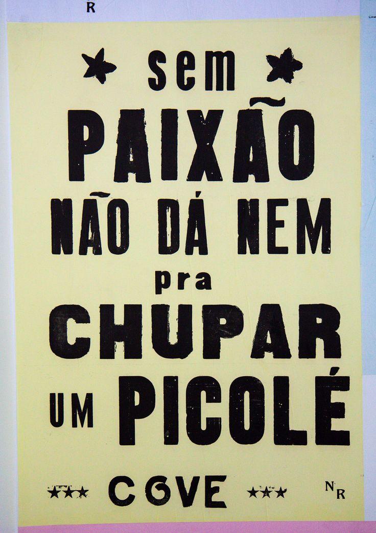 Nelson Rodrigues #quote #paixão
