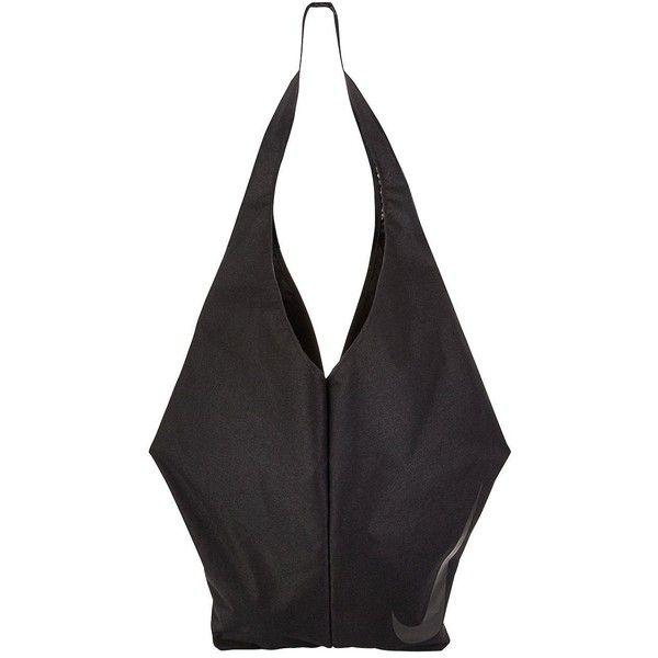Nike Effortless Training Bag ($25) ❤ liked on Polyvore featuring bags, handbags, nike purse, nike, training bag, nike handbags and nike bags