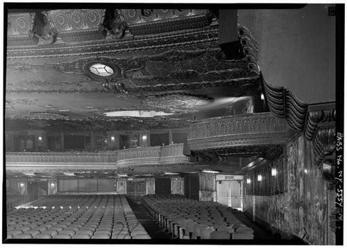 Step Inside a Seriously Opulent Brooklyn Cinema of Old - Monochromes - Curbed National
