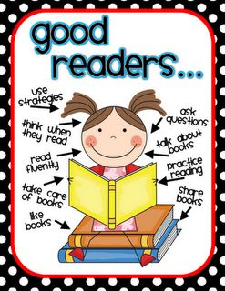 good readers poster!