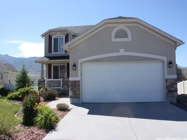 Beautiful 4 Bedroom Home In Stansbury Park Open Floor Plan Large Family