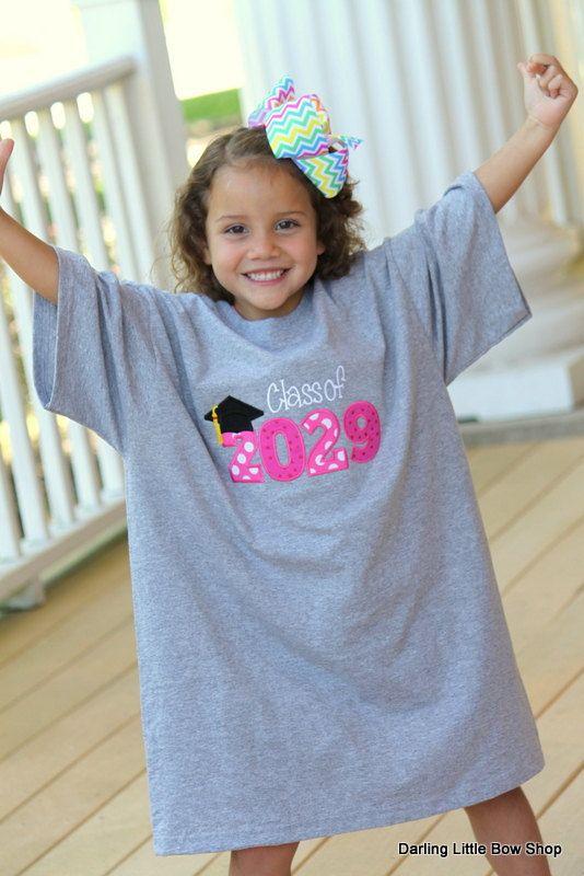 Kindergarten shirt for boys and girls by DarlingLittleBowShop