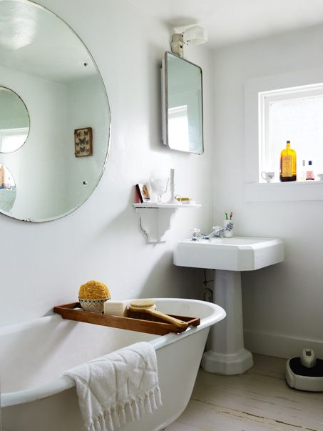 Beautiful and simple bathroom