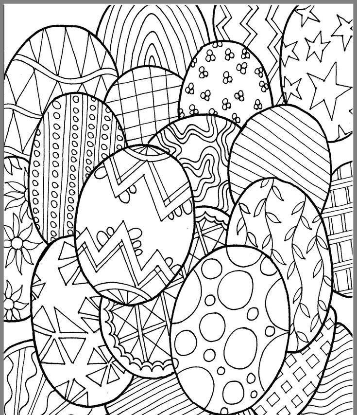 Malvorlage Ostereier Today Pin Ostereier Farben Osterei Malvorlage Malvorlagen Ostern