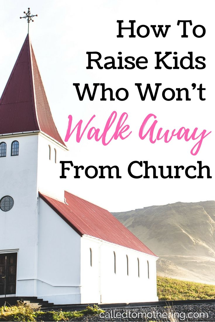 Millennials may be leaving the church and rethinking their relationship with Jesus, but your kids don't have to. Great advice for raising children that defy the statistics about youth who walk away from the church.