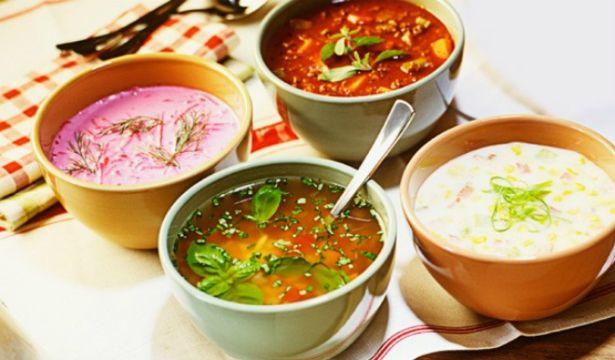 Холодные супы: топ 5 рецептов приготовления