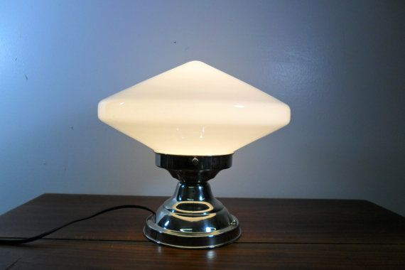 Ufo Table Lamp: UFO Table Lamp Architectural Salvage by auctionannie on Etsy: Table Lamps,  Lamps Architectural,,Lighting