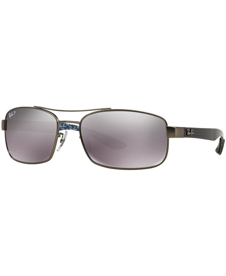 Ray-Ban Sunglasses, RB8316 62 Carbon Fibre