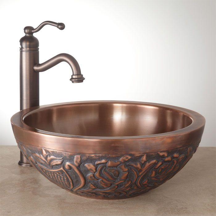 39 Best Images About Bathroom Basins On Pinterest Copper