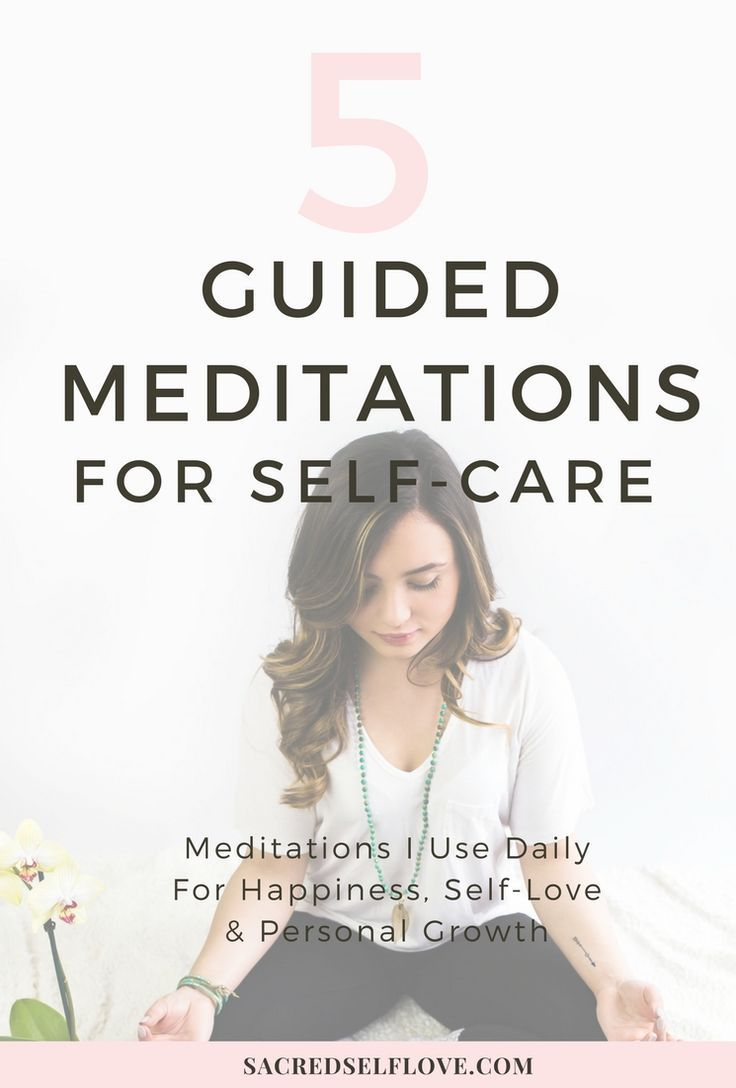 5 Guided Meditation Videos - That I Couldn't Live Without 6