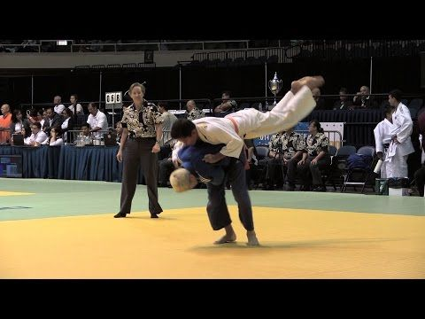 2014 USJF/USJA Jr. National Judo Championships Honolulu, Hawaii - YouTube...GREATEST JUDO VIDEO OF IPPONS by boys- - -MOST EFFECTIVE  (3-second delay before IPPONS! ... !  !  !