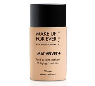 Make Up For Ever Mat Velvet + Matifying Foundation $36