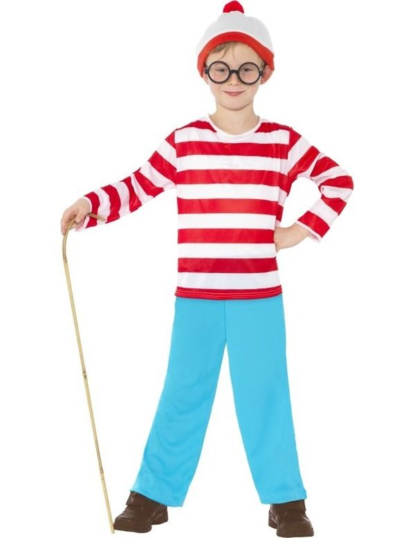 Child Where's Wally Costume | Simply Fancy Dress