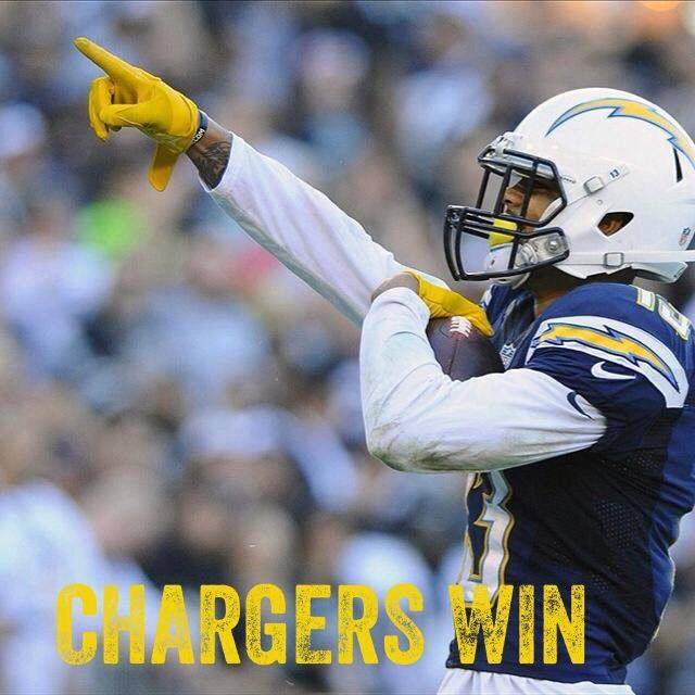 San Diego Chargers Bolt Up: My San Diego Chargers!