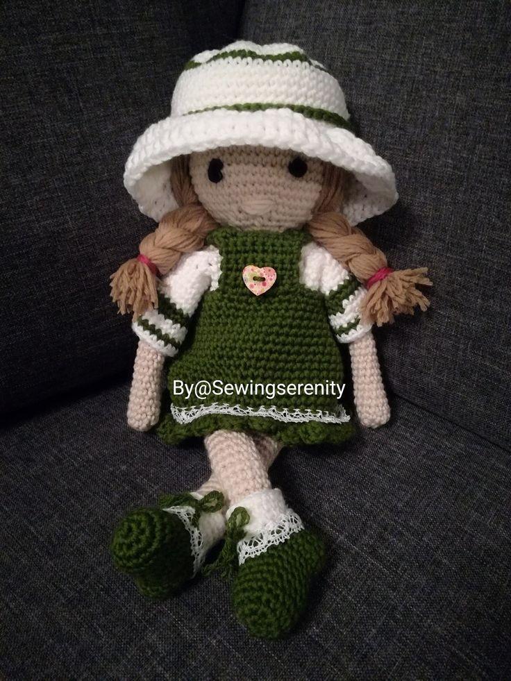 I ❤️ crochet Doll