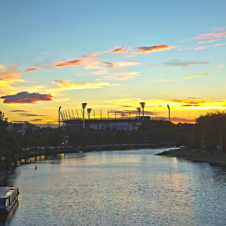 The home of #AFL football. #MCG #Melbourne #sport #travel