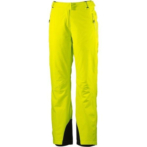sch ffel sch ffel fergie dynamic skihose damen gelb fashion ski und snowboard outfits mode. Black Bedroom Furniture Sets. Home Design Ideas