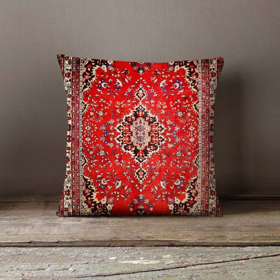All about Persian style pillow cases! by Enjoli Baker on Etsy