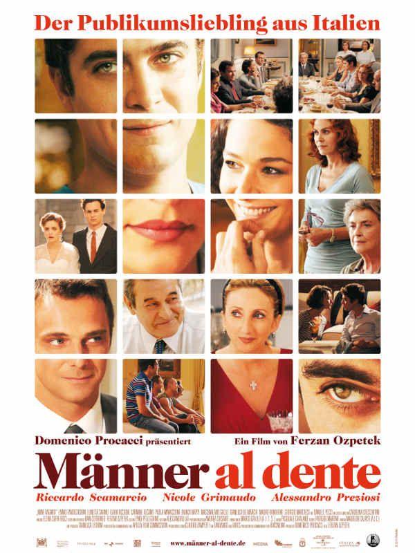 """""""Männer al dente"""" ist eine köstliche Komödie über Pasta und andere Leidenschaften und darüber, dass jeder Moment der richtige ist, um zu"""