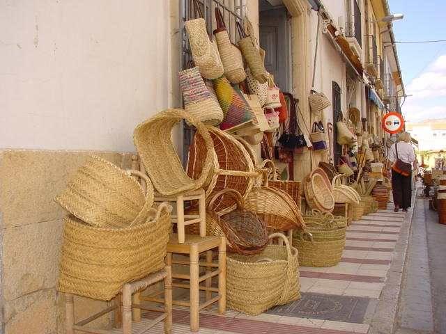 Afbeeldingsresultaat voor keramiek winkel spanje gata de gorgos