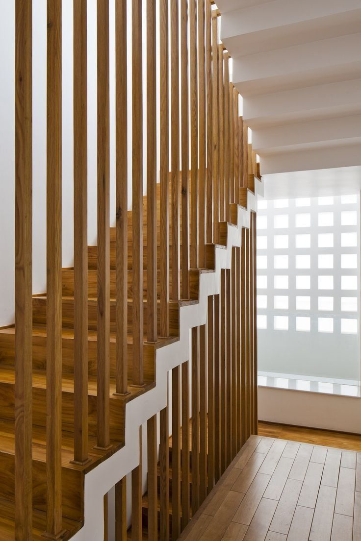 Modern Staircase Design Gallery Kerala Home Models How To Build Wooden Steps View In Unusualstairsfloati Wooden Staircase Design Staircase Design Stairs Design
