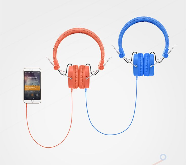 Ailihen C5 headphones with shareport. Kids headphones with instant music sharing function. https://www.amazon.com/Headphones-AILIHEN-C5-Microphone-Lightweight/dp/B01F3501MI
