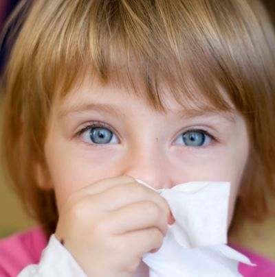 St. Louis Children's Hospital shares tips for easing flu symptoms in kids.